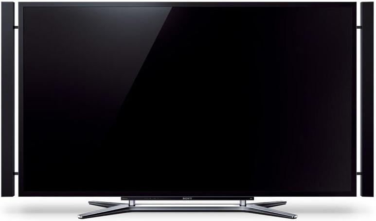 Sony демонстрирует 56-ти дюймовый HD телевизор с OLED панелью