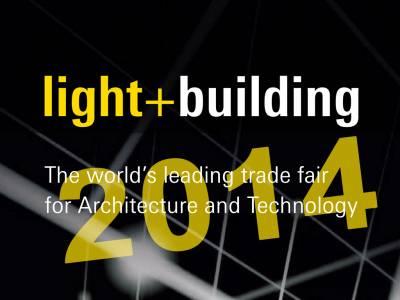 Выставка Light+Building 2014!