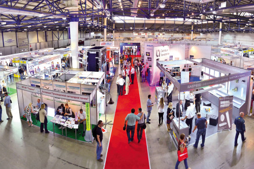 LED-Expo-Hall