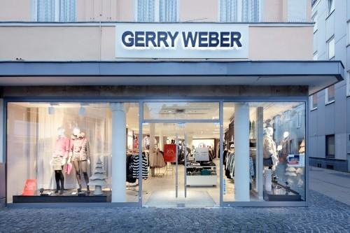 В немецком магазине Gerry Weber продажи одежды увеличились благодаря LED-подсветке